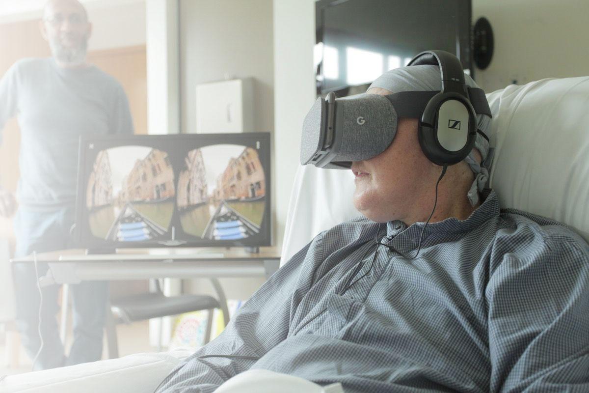 La realtà virtuale e il dialogo con la medicina: scenari d'applicazione