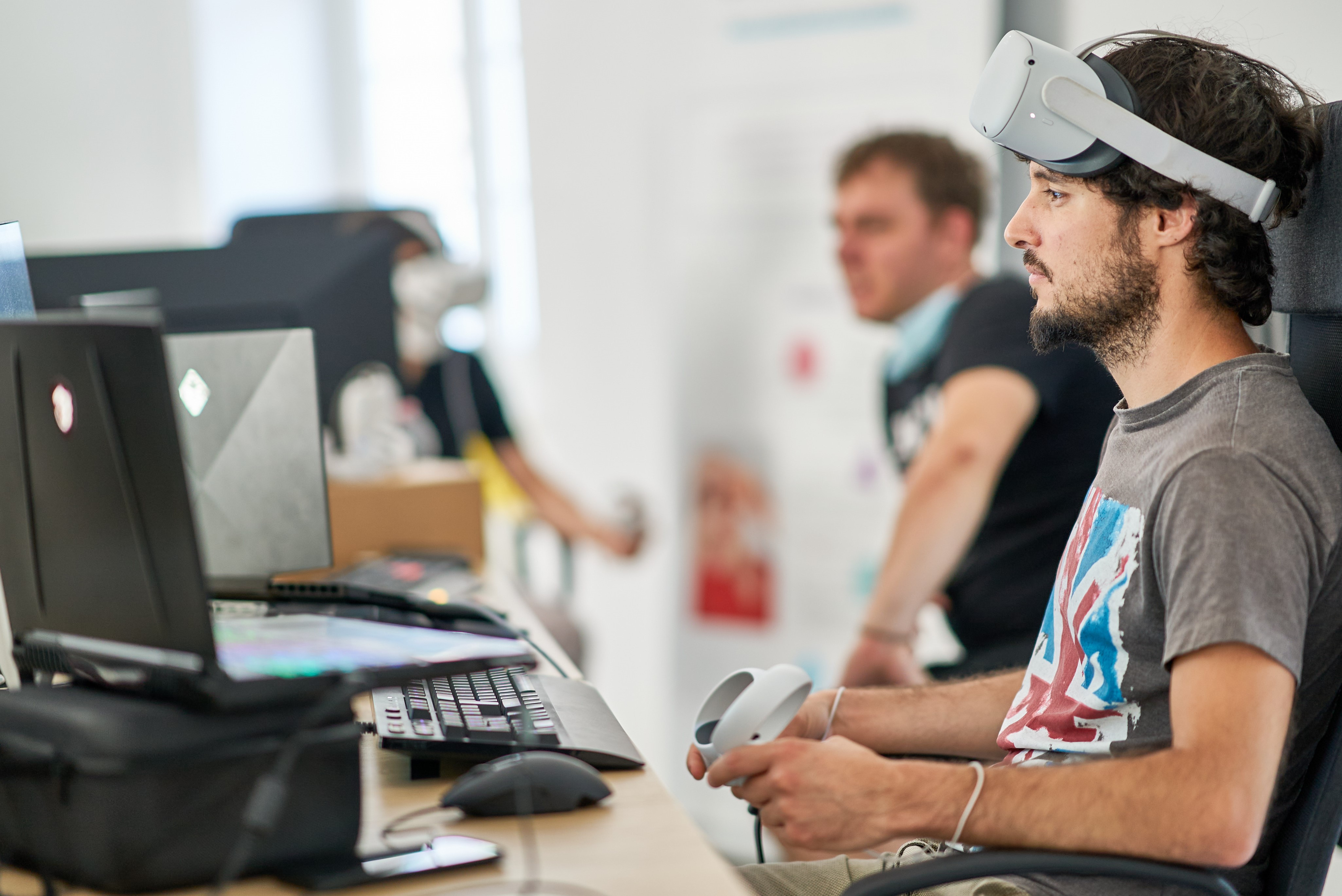 We are looking for a Lead VR Developer